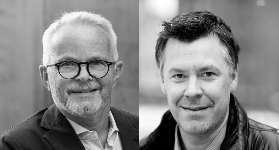 EKSPERTISE: Gunnar Bøyum og Magnus Aune Hvam ble valgt inn i styret.