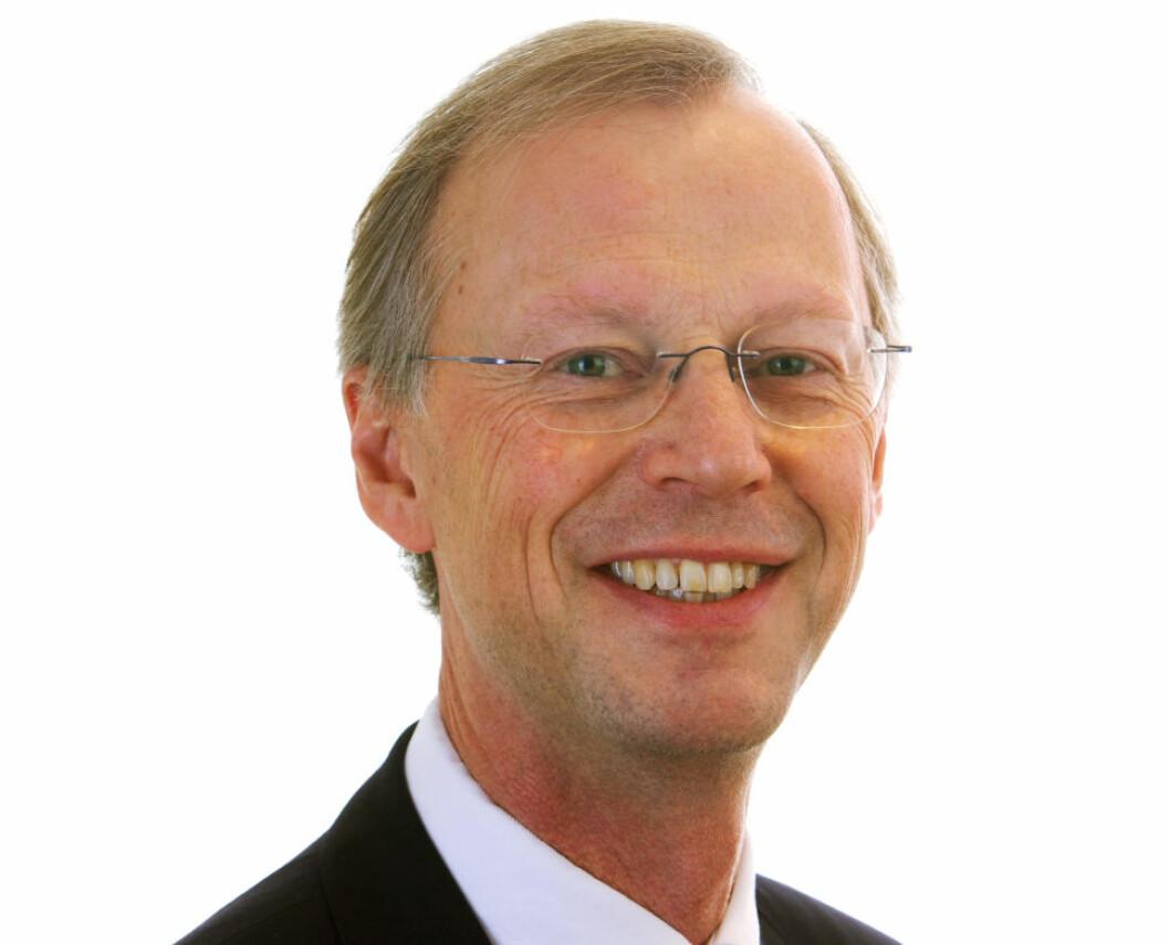 TOK BESLAG: Advokat Leif Petter Madsen var bostyrer for konkursboet til Faktor Eiendom. Han tok beslag i alle eiendommer hvor det konkursrammede selskapet stod som hjemmelshaver.