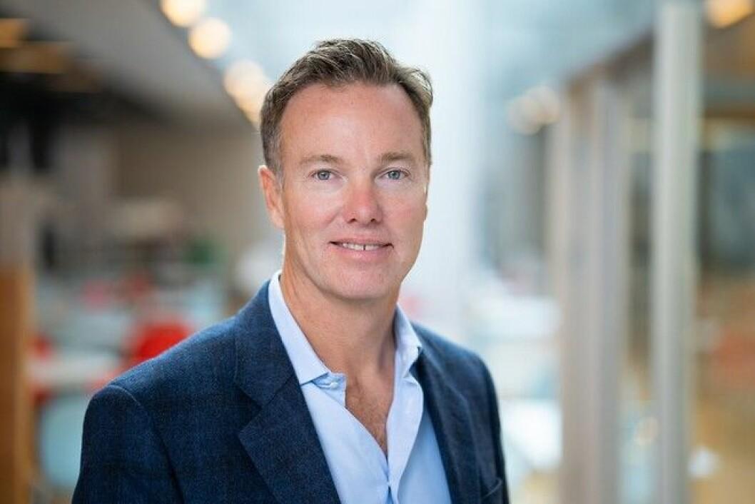 MILLIARDER: Selvaag Bolig, her ved styreleder Olav H. Selvaag, betaler ut  mer enn to milliarder kroner.