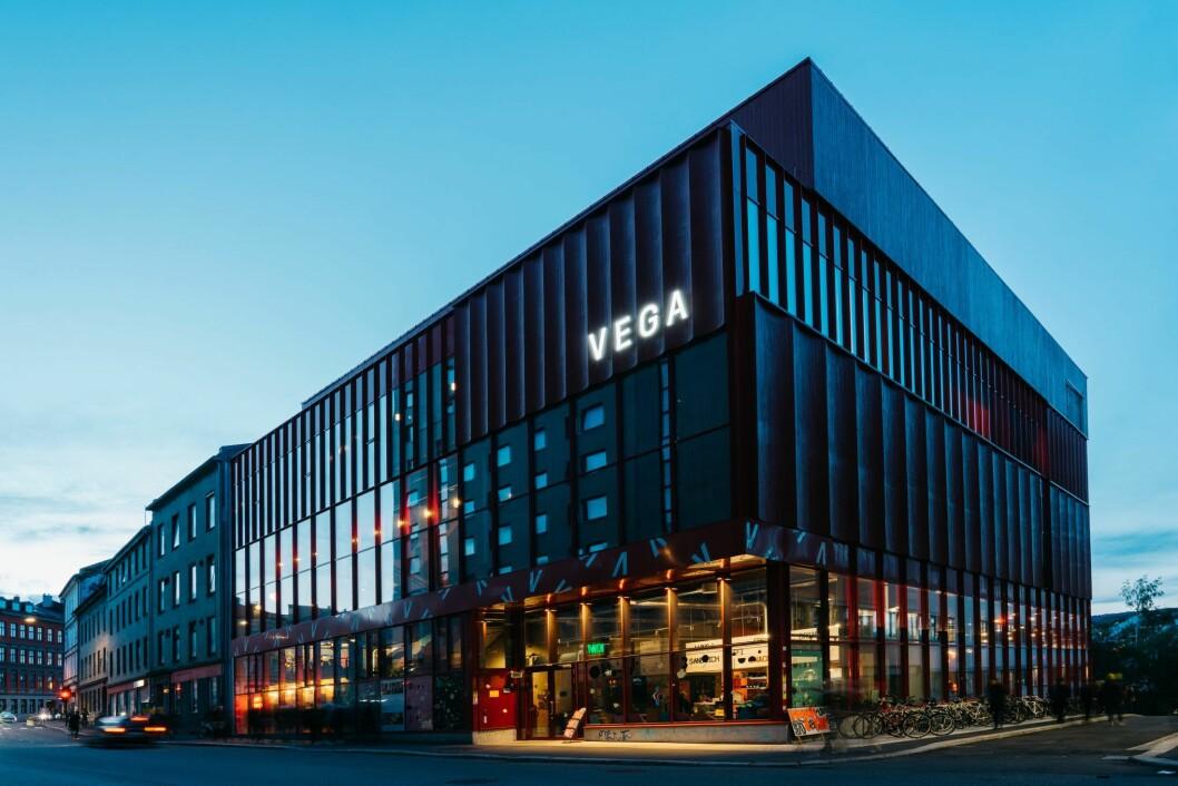 HEDER: Vega Scene er med å gjøre Hausmannsgate til en attraktiv kulturgate.