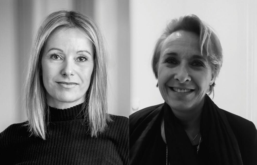 MYE I CWR: Monica Jacobsen og Cecilie Eidslott begynner i Cushman & Wakefield Realkapital.