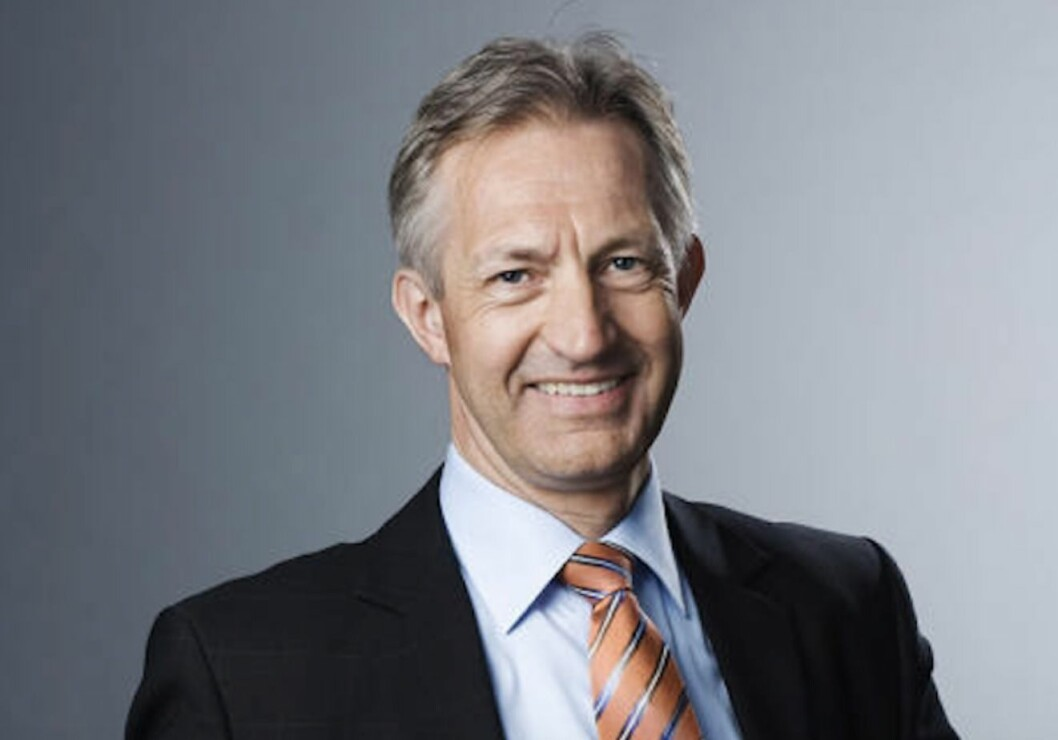 LOGISK: Thor Olaf Askjer i Norsk Eiendom mener forslaget er logisk, selv om det blir høyere etableringsterskel for utbyggerne.