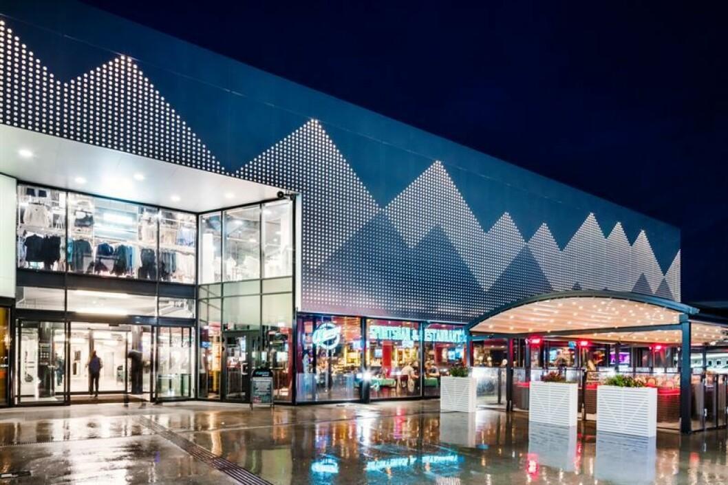 FULL KONTROLL: Stovner Senter er blant kjøpesentrene som Citycon nå får full kontroll over.