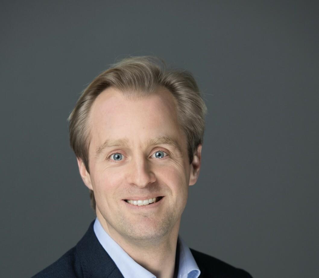 KARRIERE: Otto Chr. Groth blir ny direktør i AF Eiendom.
