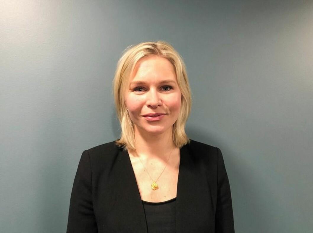 NY JOBB: Matilda Vinje skal lede Bonavas satsing i Oslo-området.