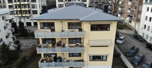 Ber om 62,5 mill for 13 leiligheter (+)
