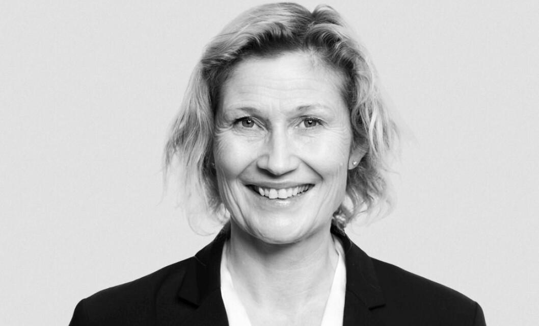 VANT IGJEN: Anne Sofie Bjørkholt er også i år rangert som den beste eiendomsadvokaten i Norge.