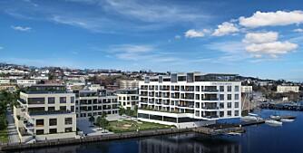 Kjøpte boligprosjekt i Ålesund
