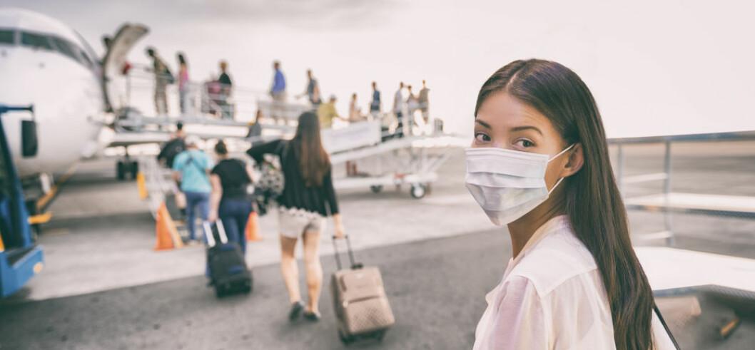 FÆRRE TURISTER: Coronaviruset vil gi dramatisk fall i antall turister fra Kina. Illustrasjonsfoto: Shutterstock.