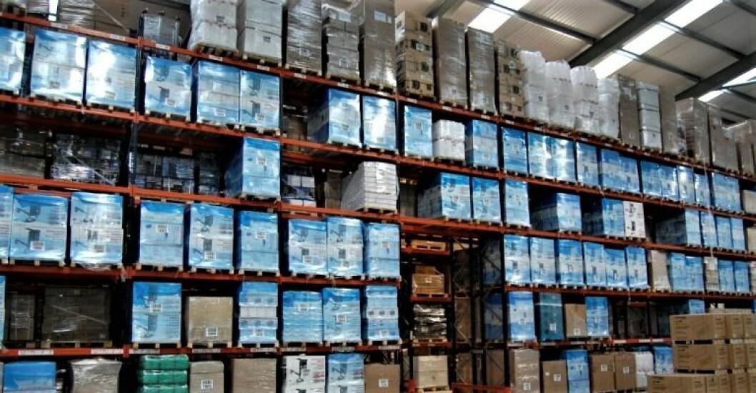SØKER TRYGGHET I LOGISTIKK: NRP opplever svært stor interesse for sine logistikkfond.