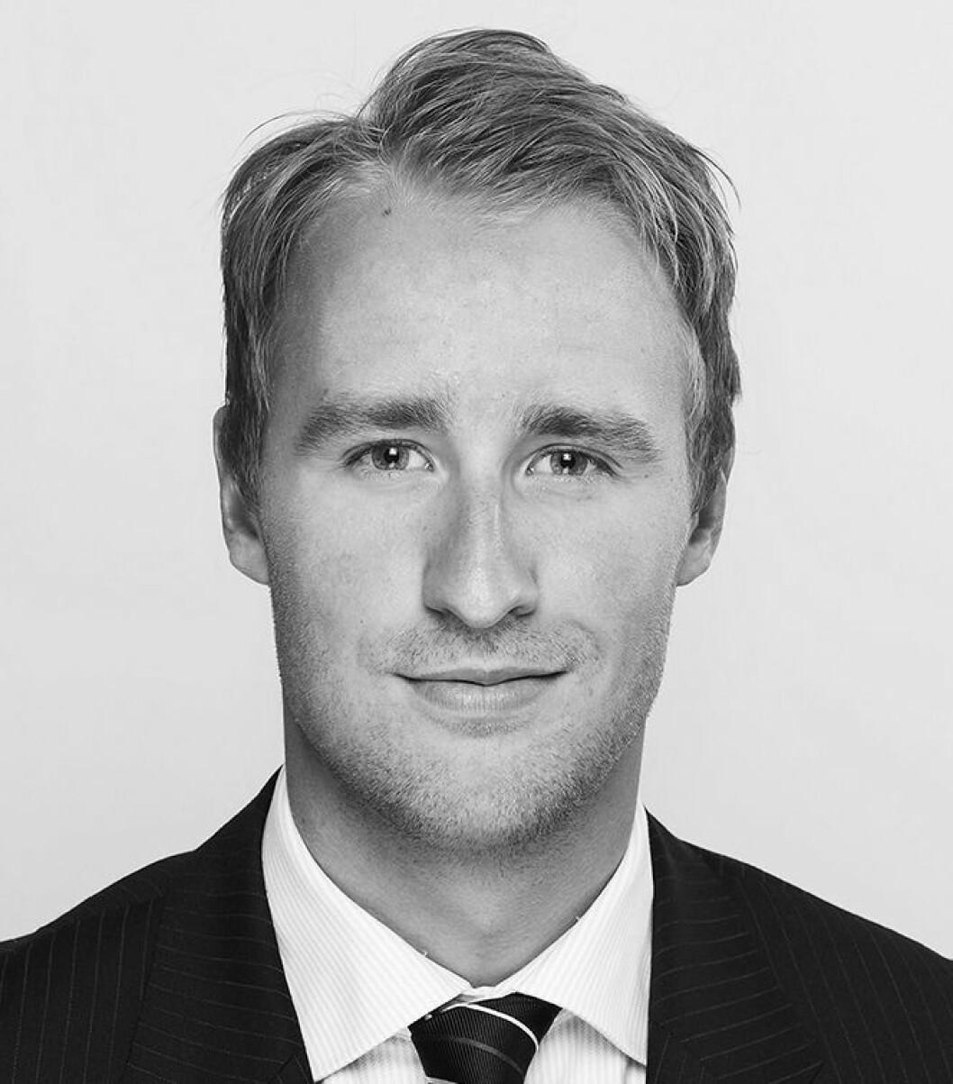 TILBAKE: Lars Petter Weyer-Larsen blir partner i Selmer.