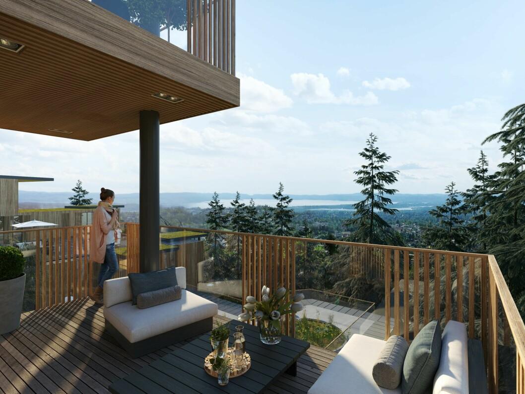 BLOKKER: Stor Oslo Eiendom venter nå på et endelig ja til disse boligene.
