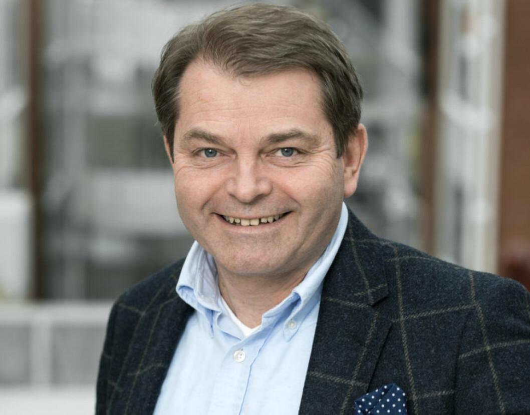 GÅR TIL EIEREN: Carl Brynjulfsen skal lede familieselskapet til Johan Andresen.