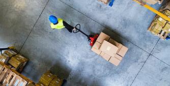 Blackstone kjøper 11 logistikkeiendommer