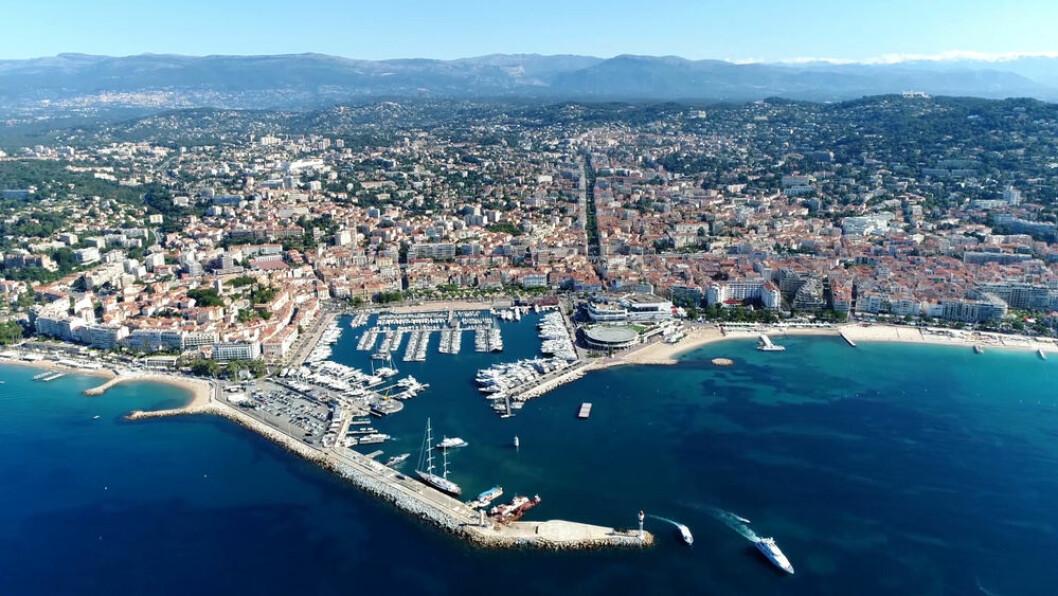 PRØVER IGJEN I 2021: MIPIM i Cannes er kansellert, og potensielle deltakere må vente til mars neste år. Foto: Shutterstock