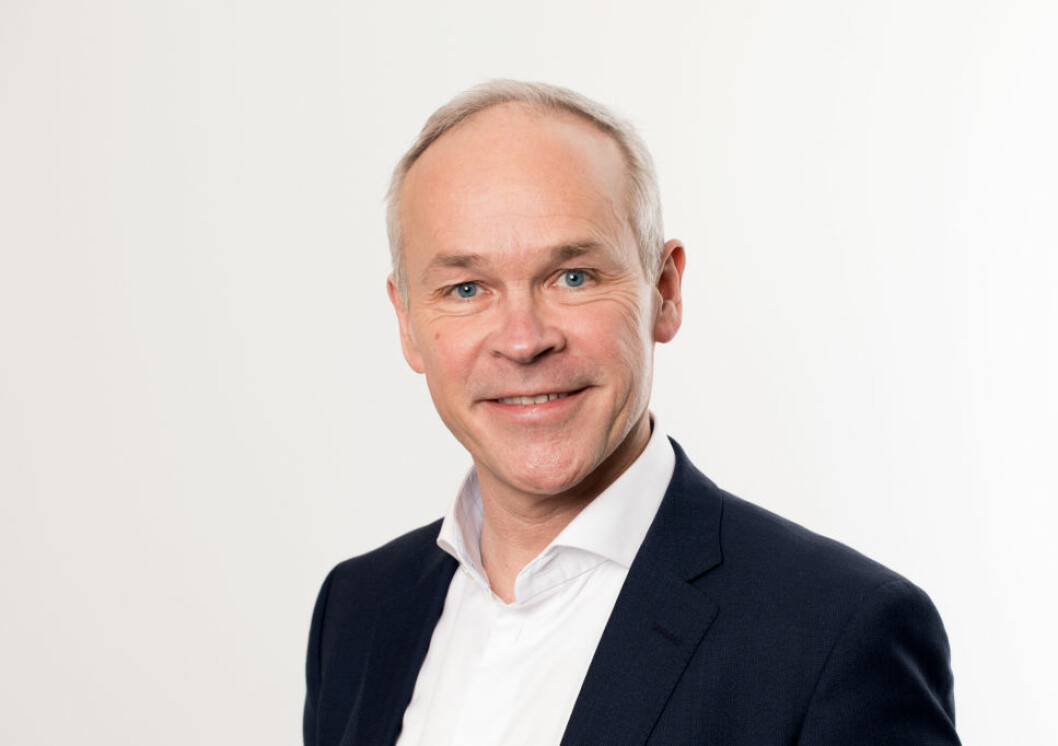 VIL DEKKE HUSLEIE OG FASTE KOSTNADER: Finansminister Jan Tore Sanner. (Foto: Marte Garmann)