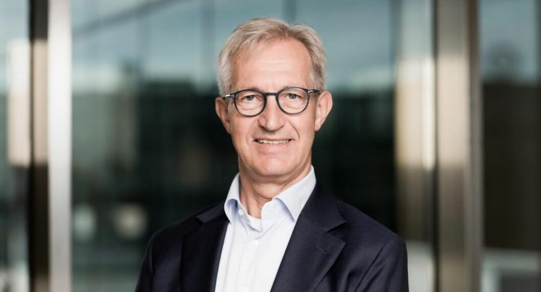 VIL VÆRE MED: Norsk Eiendoms adm. direktør Thor Olaf Askjer vil ha med de som leier ut til koronarammede virksomheter med på dugnaden.