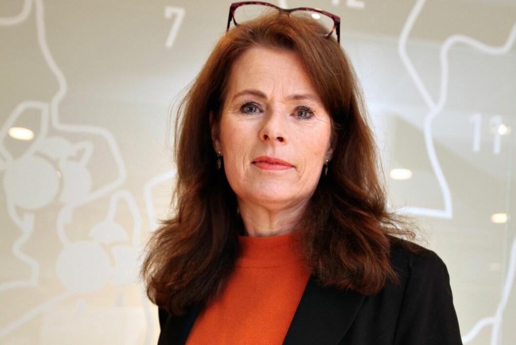 GOD SITUASJON: – Vi har fått mange spørsmål fra bransjen om hvordan saksbehandlingen går, og jeg kan med hånda på hjertet si at situasjonen er god, sier etatsdirektør Siri Gauthun Kielland.
