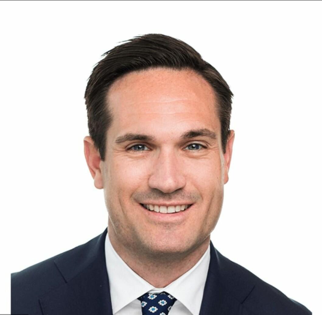 NY JOBB: Einar Futsæther blir ansvarlig for eiendomsinvesteringene i Vatne Property.