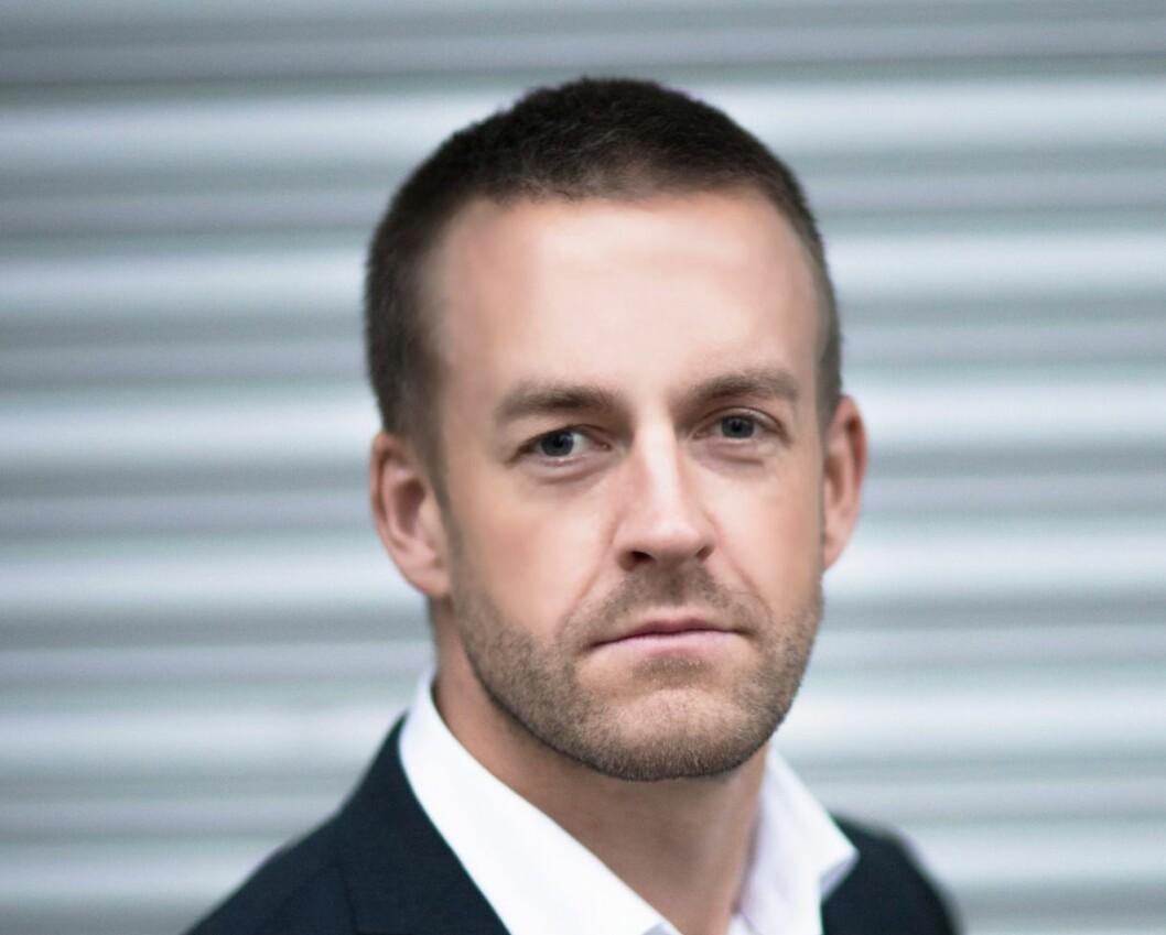 KOMMER «HJEM»: Andreas Martinussen går tilbake til Solon Eiendom.