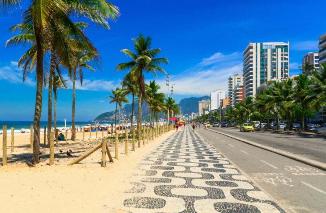 TAPSPROSJEKT: Det som skulle bli starten på et eiendomseventyr i Brasil har i stedet endt opp med krangel og søksmål mellom tidligere partnere.