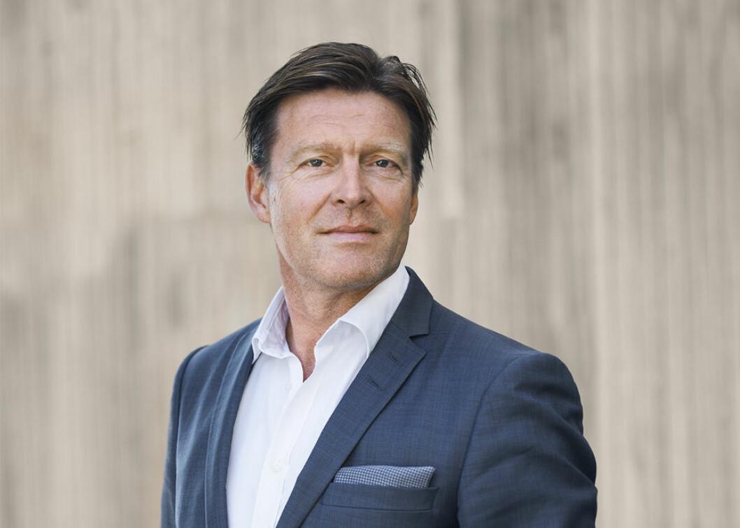 NESTEN TILBAKE TIL NORMALEN: Knut Holte kan melde om god interesse for prosjektene i regi av Scandinavian Property Group. – Vi har solgt godt denne uken, sier han.