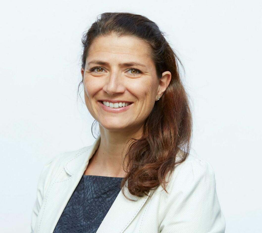ROBUST: Adm. direktør Sonja Horn i Entra kan glede seg over at selskapet har 58 prosent av sine leieinntekter fra offentlige leietakere.