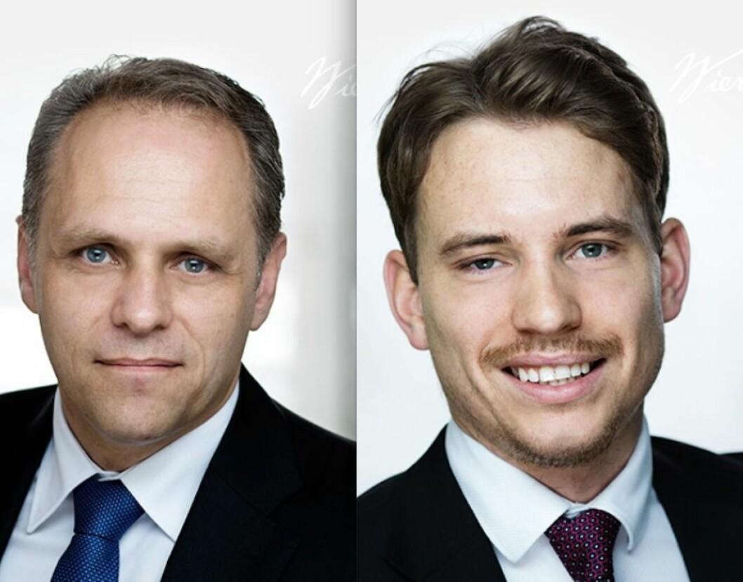 Ståle O. Meleng er partner i Wiersholm og leder av eiendomsavdelingen. Peder Karijord er fast advokat i advokatfirmaet Wiersholm og arbeider hovedsakelig med fast eiendom.