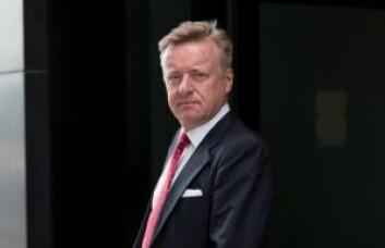 BEST LIKT: Olav T. Løvstad.