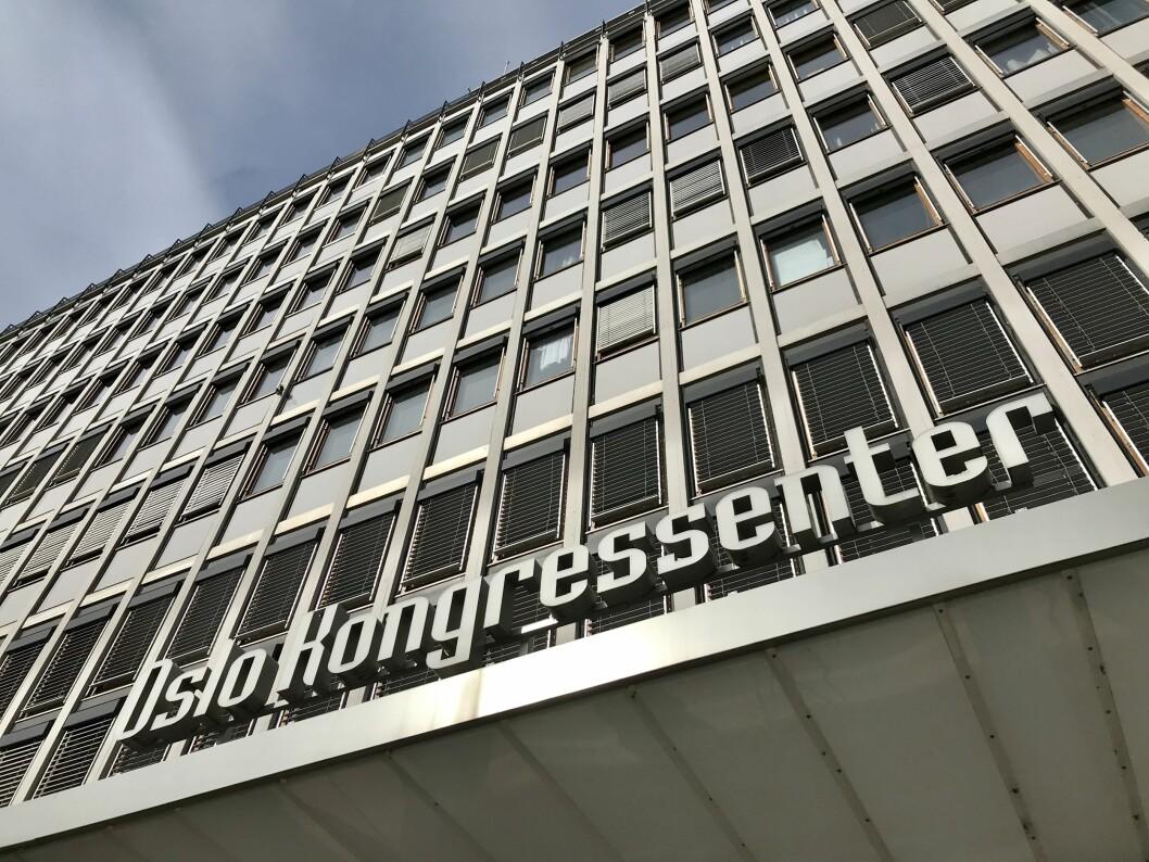 STØRST: Landsorganisasjon er største aksjonær i Oslo Kongressenter Folkets Hus AS med en eierandel på 30,1 prosent.