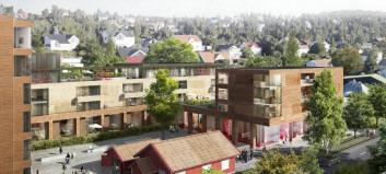 Krymper boligprosjekt i Bærum (+)