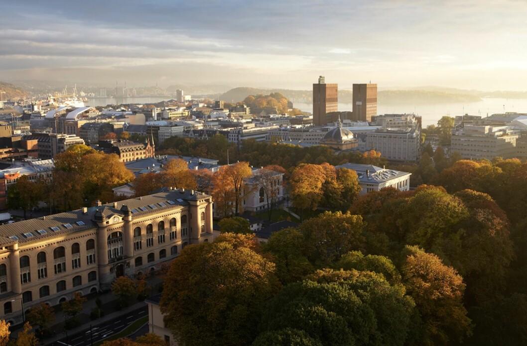 VENTER LAVERE LEIEPRISER: Forventningene til leiepriser i Oslo har falt kraftig. Foto: Shutterstock
