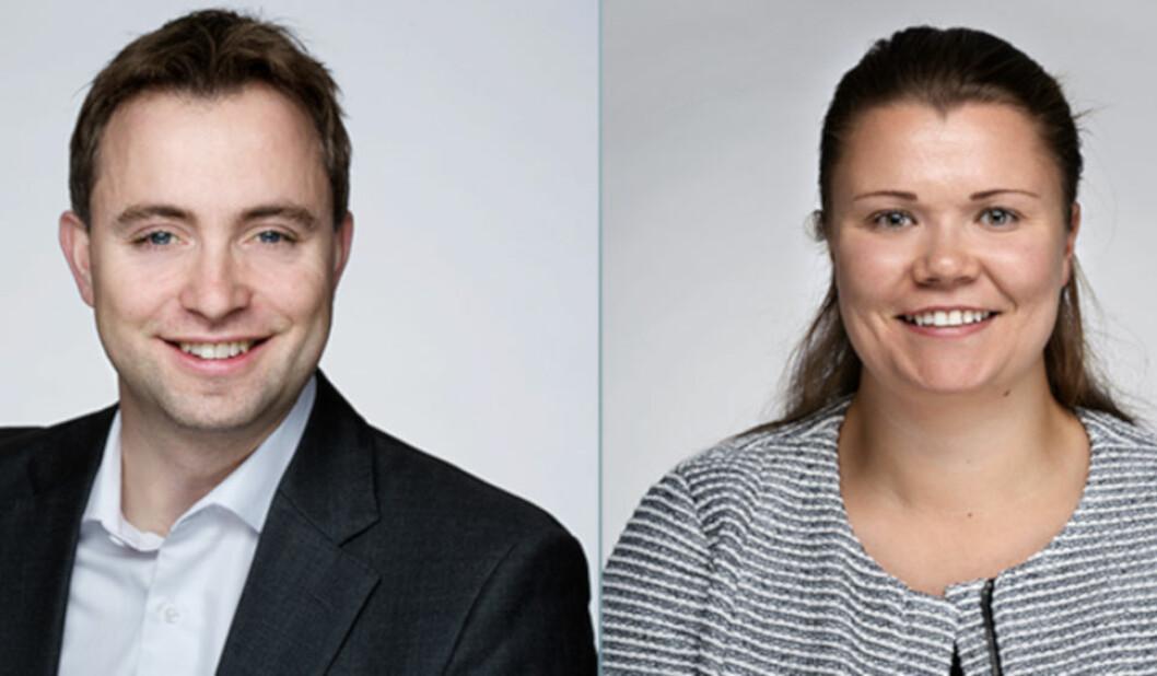 HANDLINGSROM: Næringslivet i Norge er i svært krevende situasjon og fremtiden er usikker. Kommunene har mulighet til å hjelpe lokalt næringsliv ved å redusere eiendomsskatten, påpeker Morten H. Christophersen og Kristin Walberg.