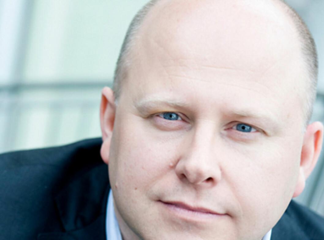VIL HA MINDRE SNAKK OG MER HANDLING: Baard Schumann, administrerende direktør i Selvaag Bolig.