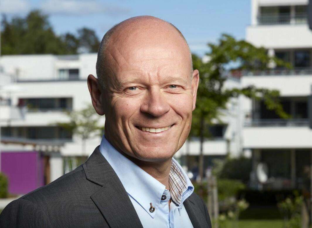 Lasse Skjelbred, administrerende direktør Conceptor Bolig.