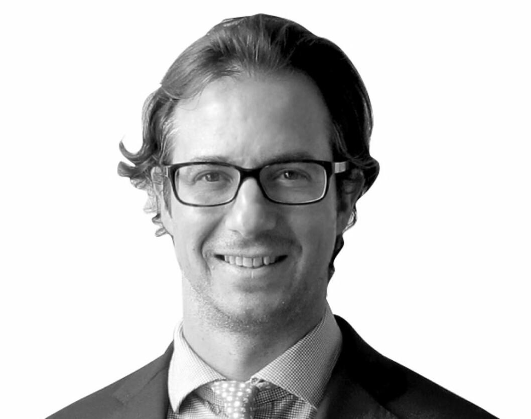 FORNØYD MED NLI-HANDELEN: - Vi tror den nordiske regionen drar nytte av positive makroøkonomiske trender, attraktive avkastningsnivåer for kommersielle industri- og logistikkeiendommer og sterk utleievekst, sier Michael Bickford, grunnlegger og administrerende direktør i Round Hill Capital.