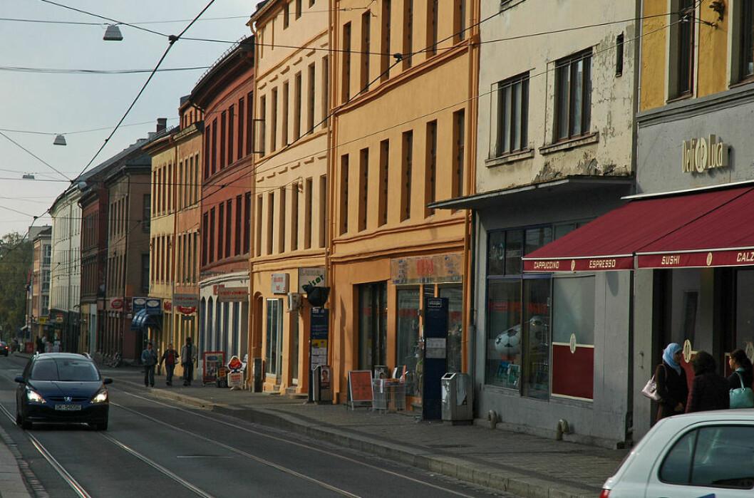 GRÜNERLØKKA: Her koster de dyreste butikklokalene like mye som butikklokaler i enkelte deler av Bogstadveien.