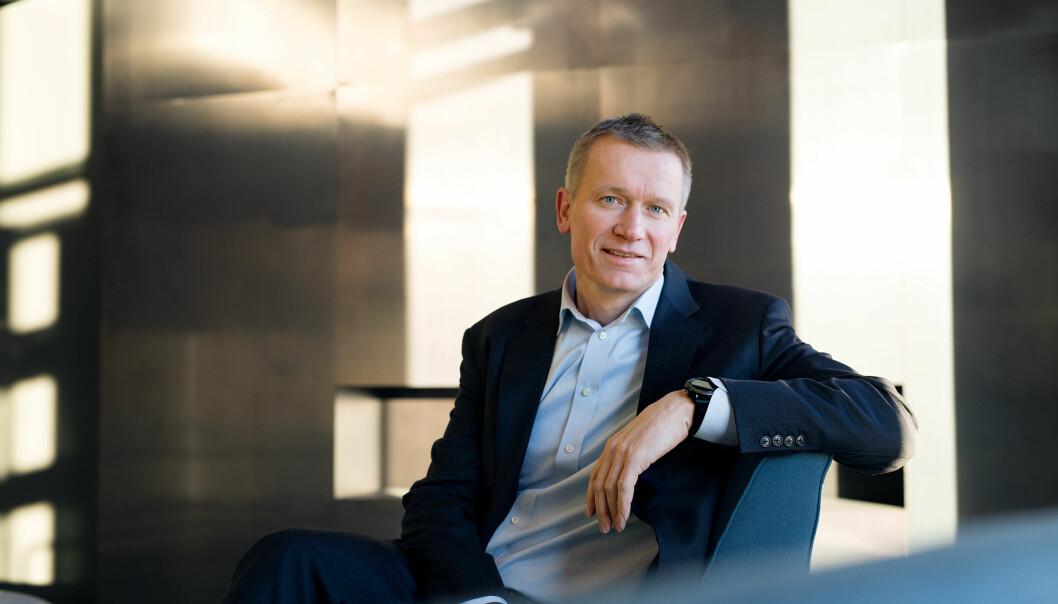 Øystein Thorup, administrerende direktør Avantor.