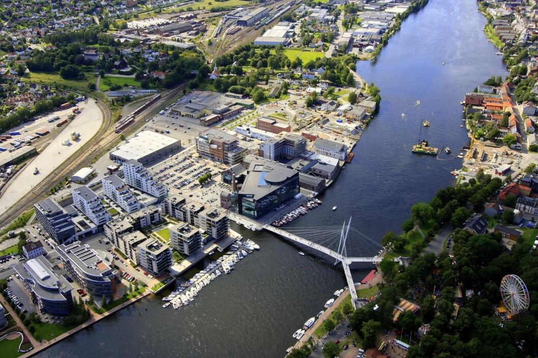 Juryen la vekt på at Union Brygge gjorde Drammen til et nasjonalt forbilde for god byutvikling.
