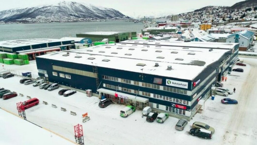 Det var stor interesse for Terminalgata 44-70 i Tromsø.