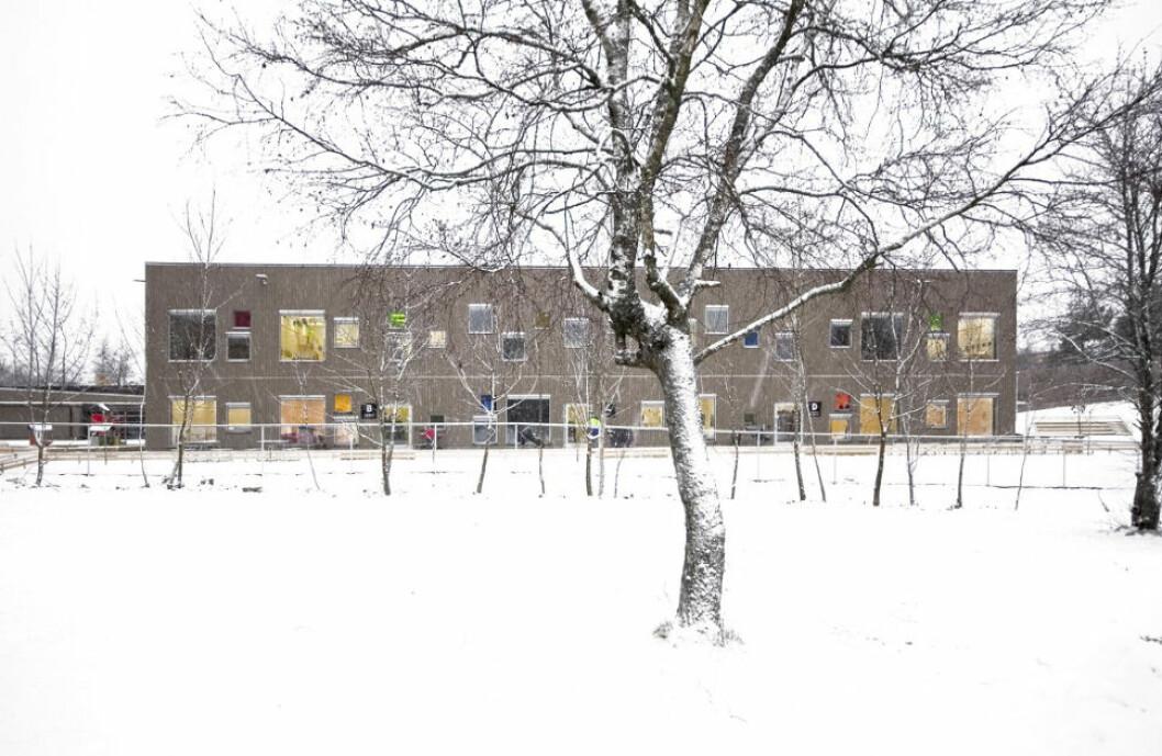 ENERGIPRODUSENT: Storgården barnehage i Oslo generer mer energi enn den bruker ved god design og naturlig solenergi.