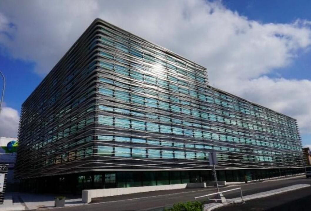 Malling & Co Eiendomsfond har tidligere kjøpt Østensjøveien 27.