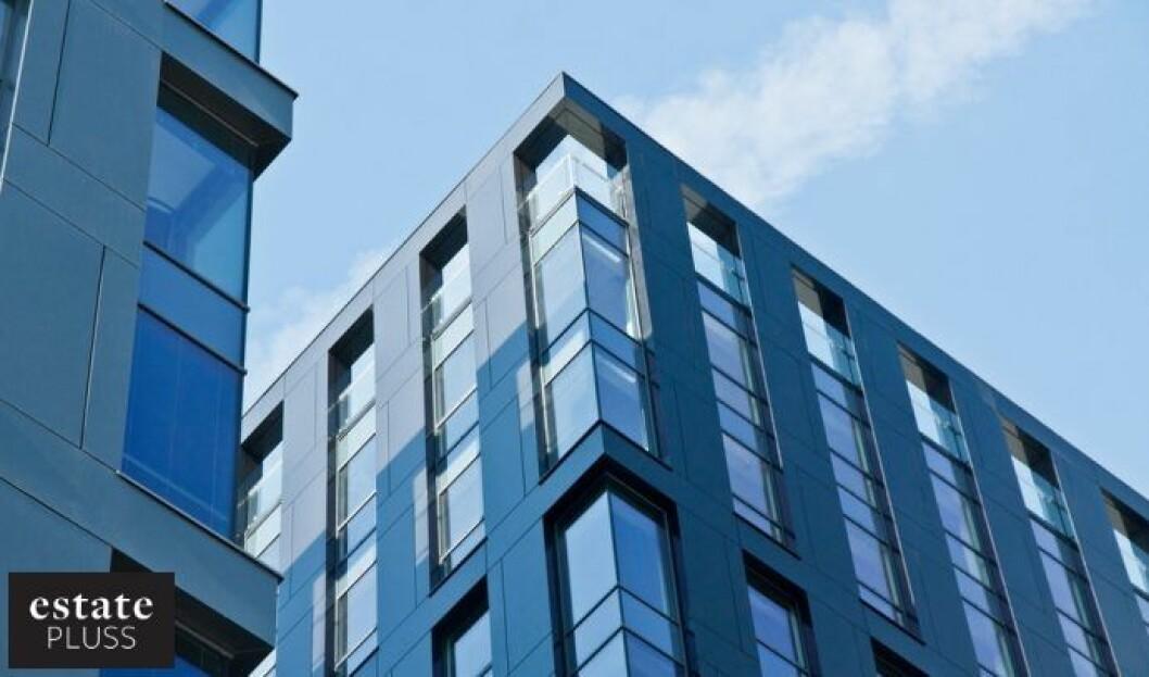 Det er stor etterspørsel etter kontorbygg, også utenfor Oslo.