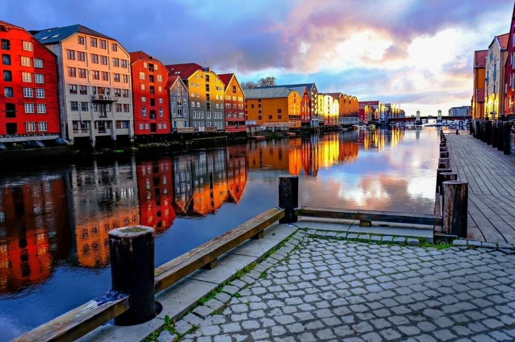 Flere store bedrifter er på jakt etter lokaler i Trondheim. (Foto: Shutterstock)