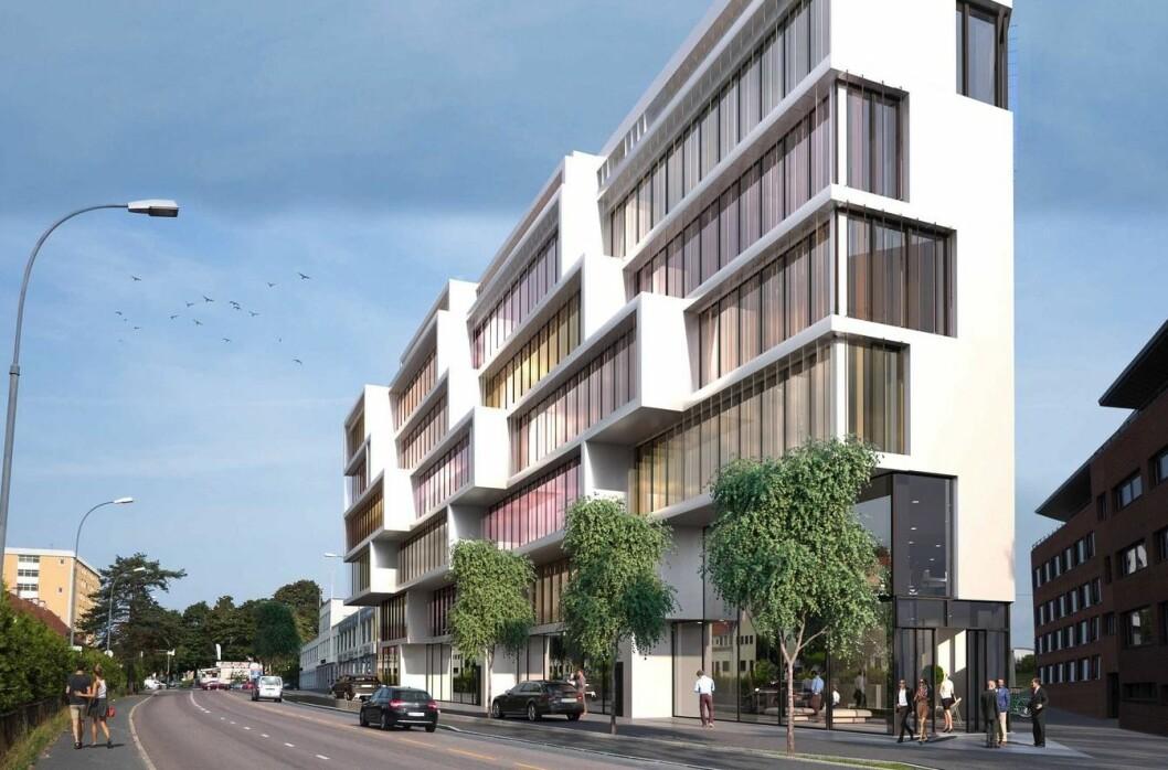 Oslo Areal har kjøpt eiendom nær kommunikasjonsknutepunkt i Oslo-området. (Ill.: 3D Estate)