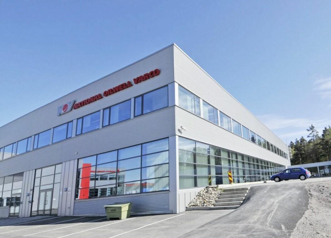 NRP kjøper i Kristiansand.