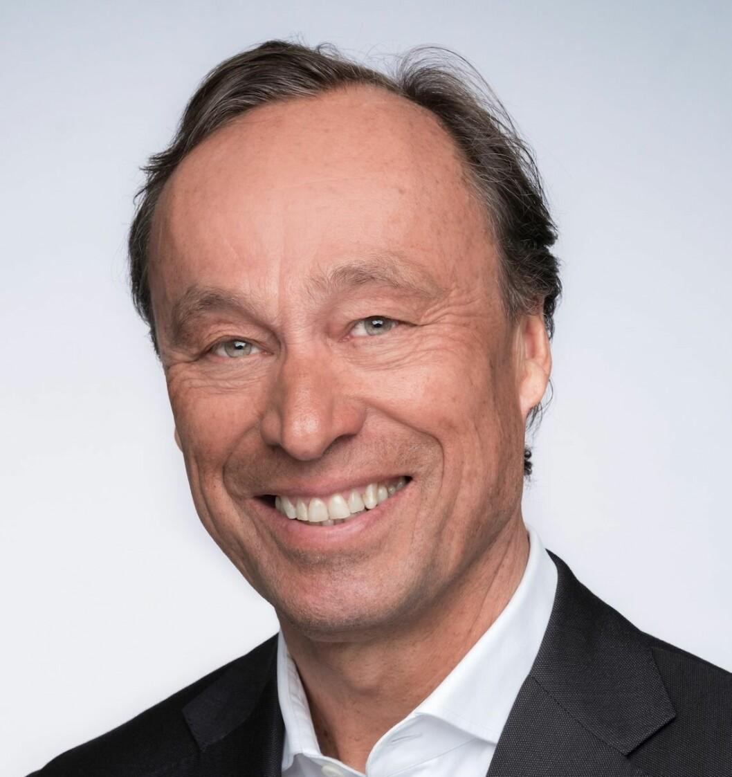 TILBAKE SOM MEGLER: Knut Stokke begynner i SPG Corporate Finance og liker å gnage seg gjennom kompliserte eiendomstransaksjoner.