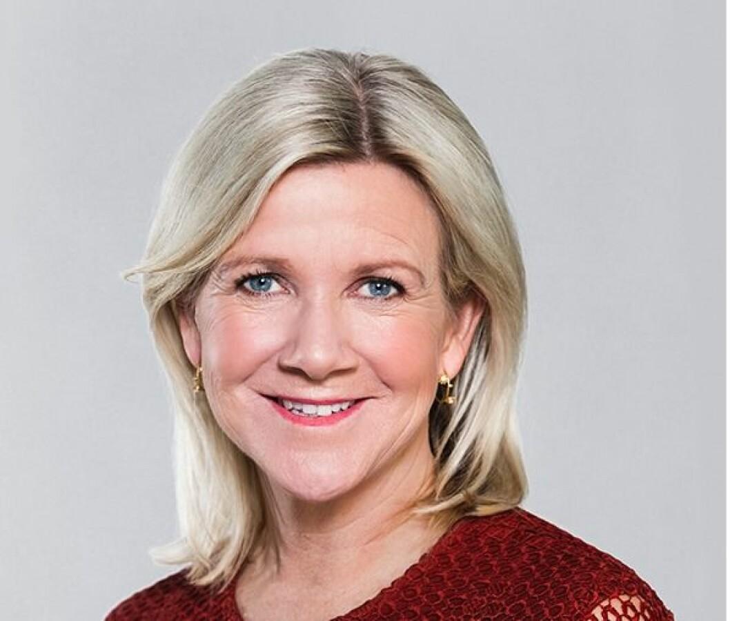 Adm. direktør Cecilie Martinsen i Selvaag Eiendom øker fokuset på miljø.