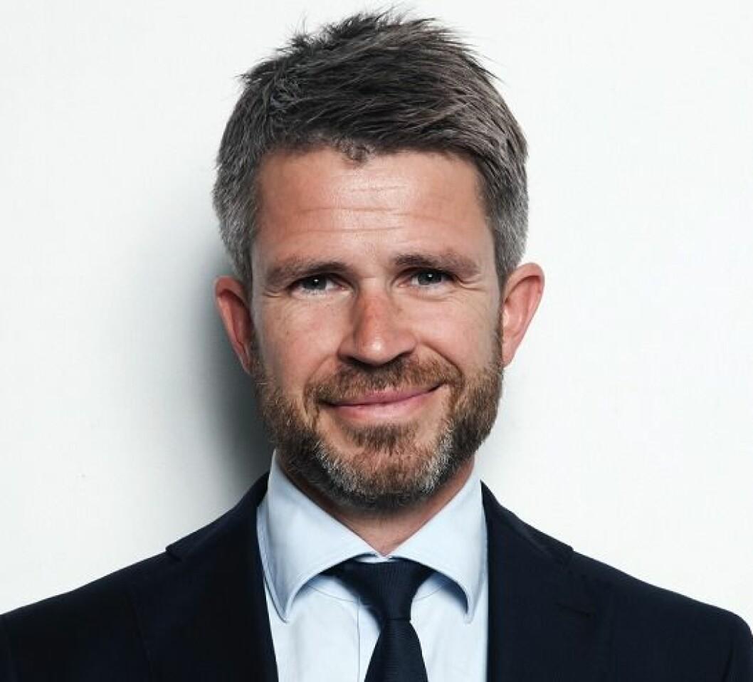 Mikkel Bülow Lehnsby, CEO i NREP, lanserte et nytt fond som investorene kastet seg over.