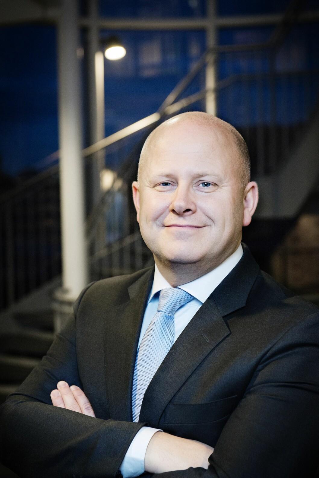 AVGÅTT MEN IKKE FORBIGÅTT: Estate Nyheters lesere har kåret ex-Selvaag-sjef Baard Schumann til Eiendomsbransjens mektigste. Det synes Schumann selv er rare greier.